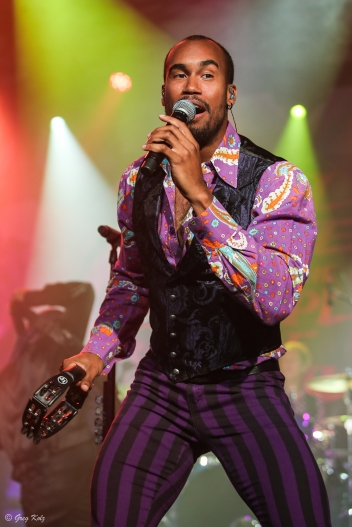Little Steven and The Disciples of Soul performing at RBC Ottawa Bluesfest on July 4, 2019.